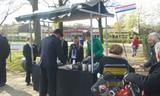 Studenten MBO Amersfoort zorgden voor begeleiding herdenking Kamp Amersfoort