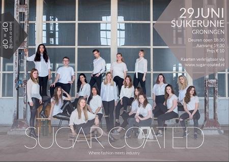 Studenten Alfa-college tonen de wereld achter de kledingindustrie