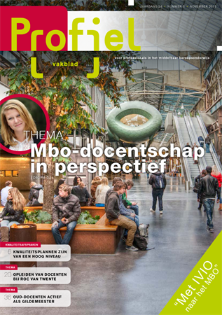 MBO-docentschap in perspectief