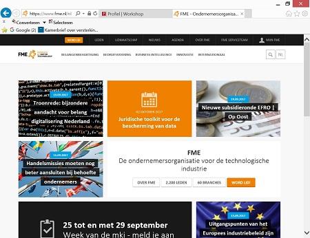 FME: Eindelijk meer politieke aandacht voor digitalisering & veiligheid