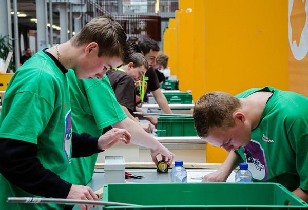IJsselhallen 15-17 maart Skills The Finals, grootste beroepen-event van Nederland