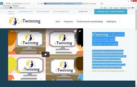 Werkconferentie eTwinning voor mbo-docenten uit zes landen van 15-17 maart