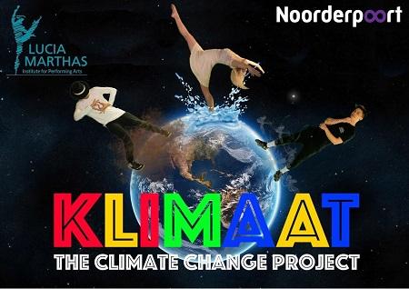 'Klimaatverandering' thema dansvoorstelling studenten Noorderpoort