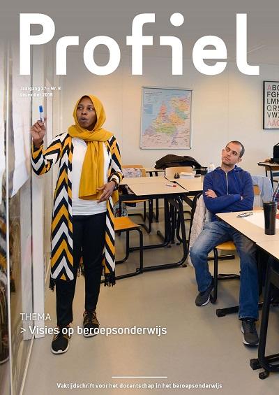 December-editie Vaktijdschrift Profiel met uitgebreide Visies op beroepsonderwijs