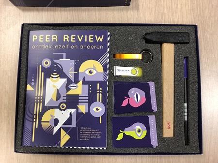 Peer Review – spel van ROC Leeuwenborgh voor gemotiveerde onderwijsteams