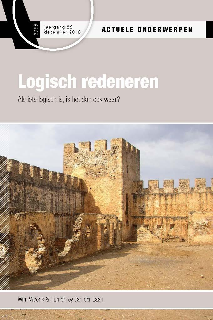 AO-uitgave 'Logisch redeneren' door Wim Weenk & Humphrey van der Laan