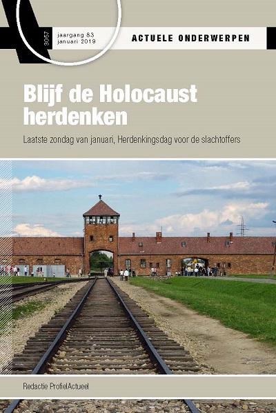 In januari a.s. verschijnt dit AO over de noodzaak de Holocaust te blijven herdenken