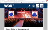 Cyber-top in Bonn – de cyber-oorlog op internet br