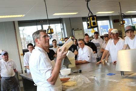 Horizon College –masterclass voor een ambacht in nood: brood bakken