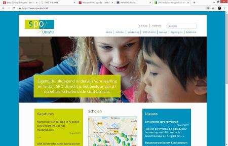 SPO Utrecht bouwt vijf energieneutrale scholen en loopt voor op de toekomst