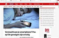 De smartphone lijkt onmisbaar – kunnen we nog wel spreken van smartphone-verslaving?