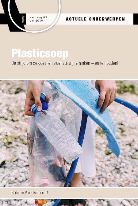 De plasticsoep die de oceanen verontreinigt als thema in AO-reeks