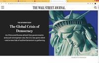 Huidige afzettingsprocedure Trump een hele dure les voor de democratie wereldwijd