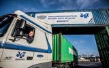 Transportsector heeft voor duizenden vrachtwagenchauffeurs werk