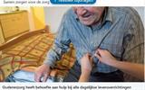 Gilde Zorgcollege ontlast zorg met extra ADL training voor ouderenzorg Limburg