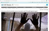 Suïcide&preventie - 2e doodsoorzaak jongeren - Actie moeders in Singapore