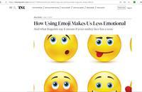 In een groeiende online-wereld floreert de emoji-cultuur