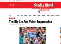 Burgerschap | Democratie versus autocratie - Het kruitvat 'Verenigde Staten'