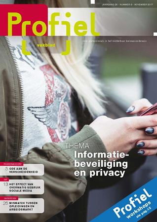 Informatiebeveiliging en privacy